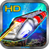 BATTLESHIP WARFARE Racing Dash