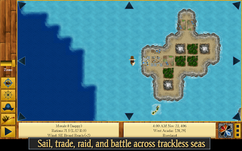 Age of Pirates RPG Elite Screenshot