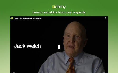 Udemy - screenshot thumbnail