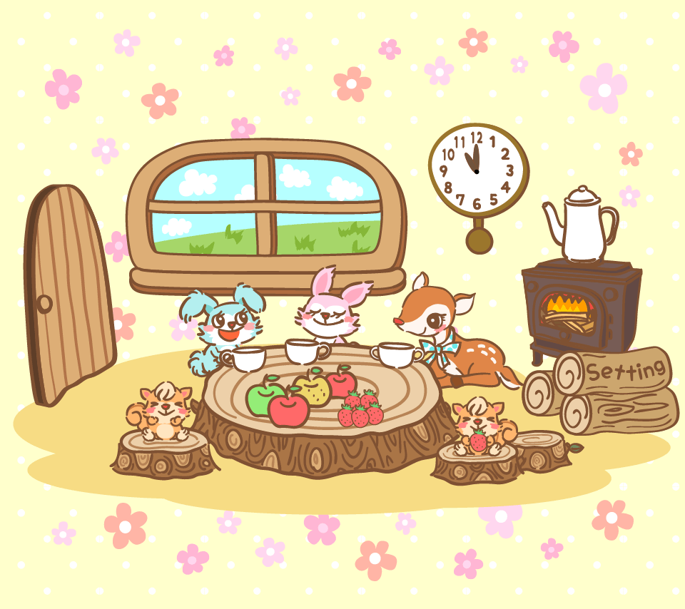 Bambi's room- screenshot