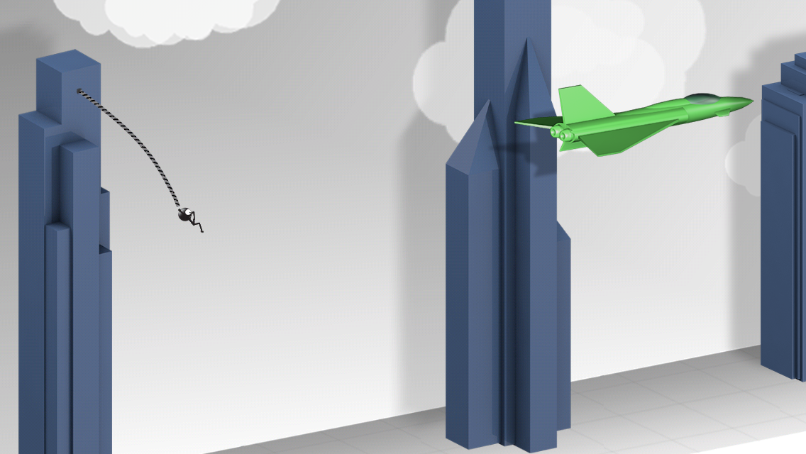 Rope'n'Fly 4 – Screenshot