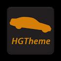 HGTheme Racing logo