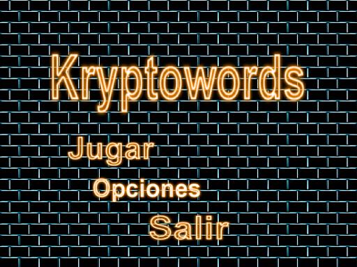 Kryptowords