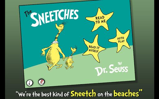 玩書籍App|The Sneetches - Dr. Seuss免費|APP試玩