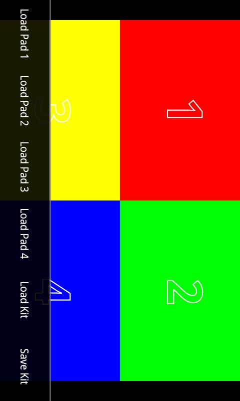 cjDrums- screenshot