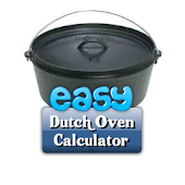 Easy Dutch Oven Calculator