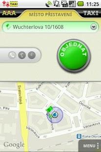 AAA TAXI - order taxi- screenshot thumbnail