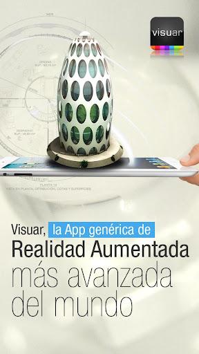 【免費生產應用App】Visuar Realidad Aumentada-APP點子