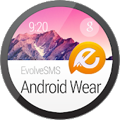 EvolveSMS Theme - Android Wear