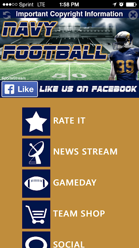 Navy Football STREAM