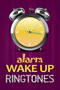 Wake Up Alarm Ringtones - screenshot thumbnail
