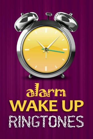 Wake Up Alarm Ringtones - screenshot