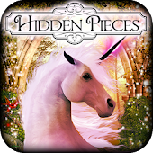 Hidden Pieces: Unicorn Garden!