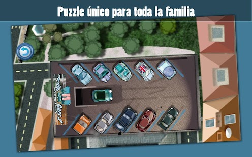 Push-Cars 2: On Europe Streets: miniatura de captura de pantalla