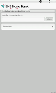 BNB Bank Mobile Banking - screenshot thumbnail