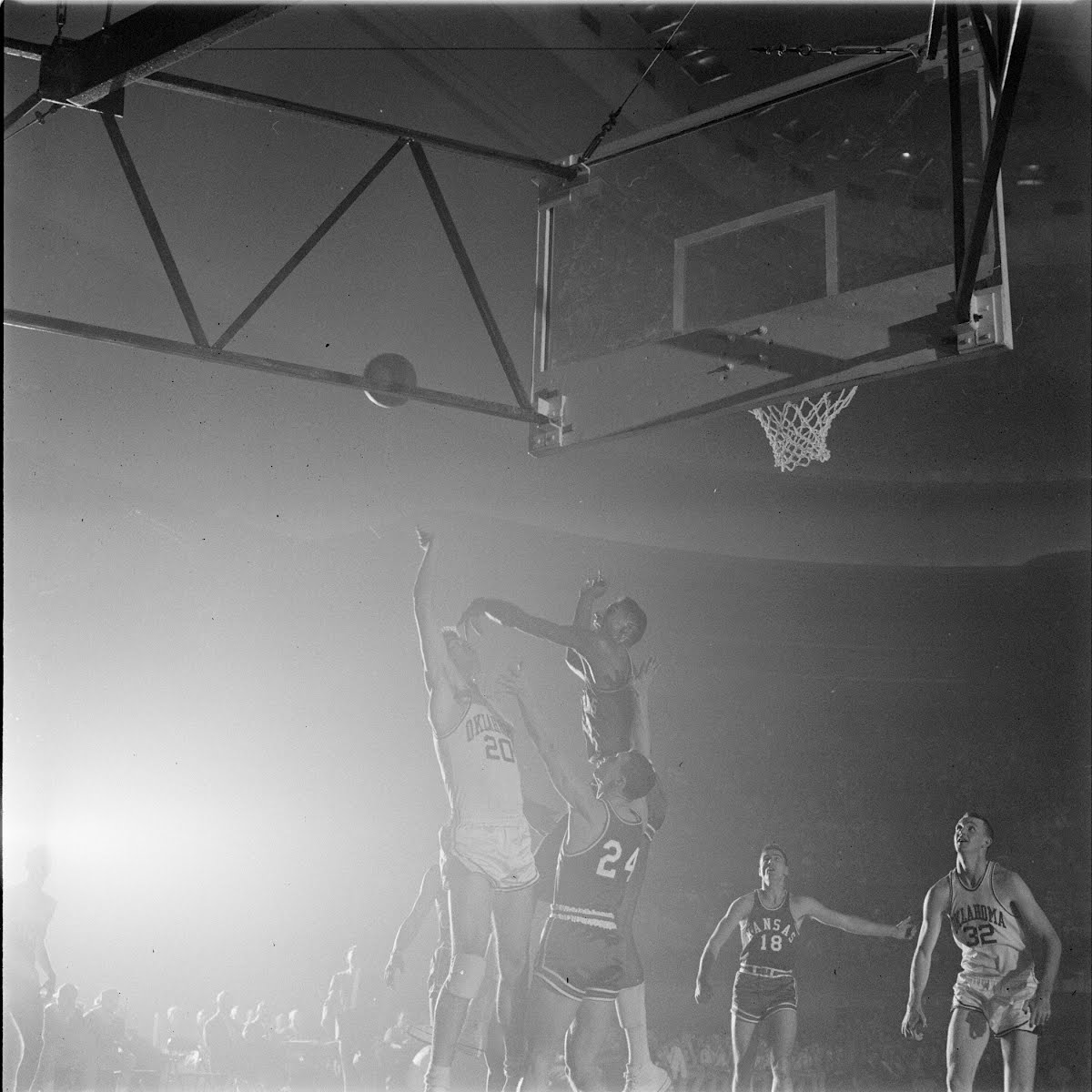 Wilt Chamberlain, Basketball Player