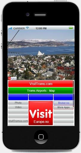 VisitTroms.com VisitEurope.no