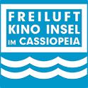 Freiluftkino Insel icon