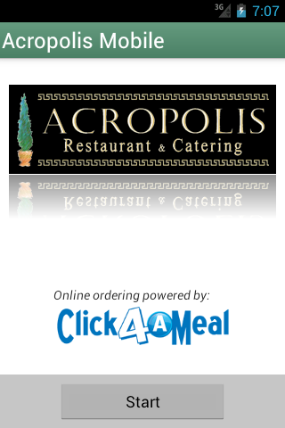 Acropolis Mobile - screenshot