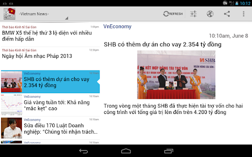 Viet News - screenshot thumbnail