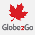 The Globe and Mail's Globe2Go logo