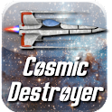 Cosmic Destroyer (BETA) logo