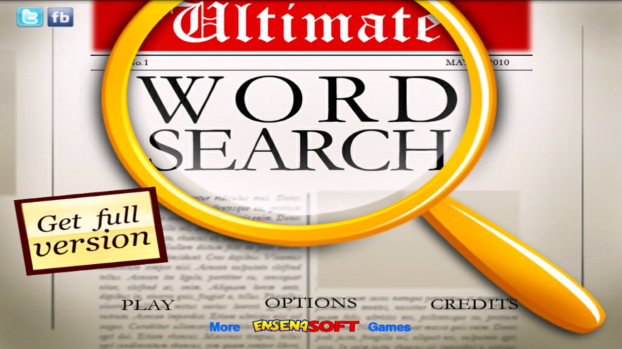ultimate word search hd free android apps on google play