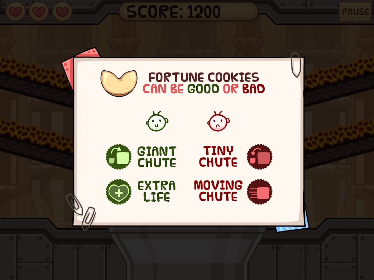 Cookies Factory - Free Game- screenshot