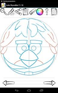 Download Full Drawing Angry Birds Seasons 1.02 APK