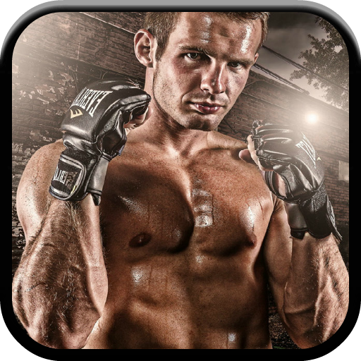 Boxing xXx Combat LOGO-APP點子