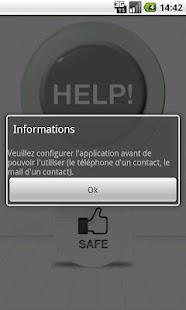 HELP! Aide d'urgence SOS- screenshot thumbnail