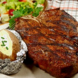 Rock's T-Bone Steaks