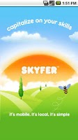 Screenshot of SKYFER