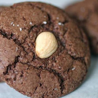 Salted Marcona Almond Cookies