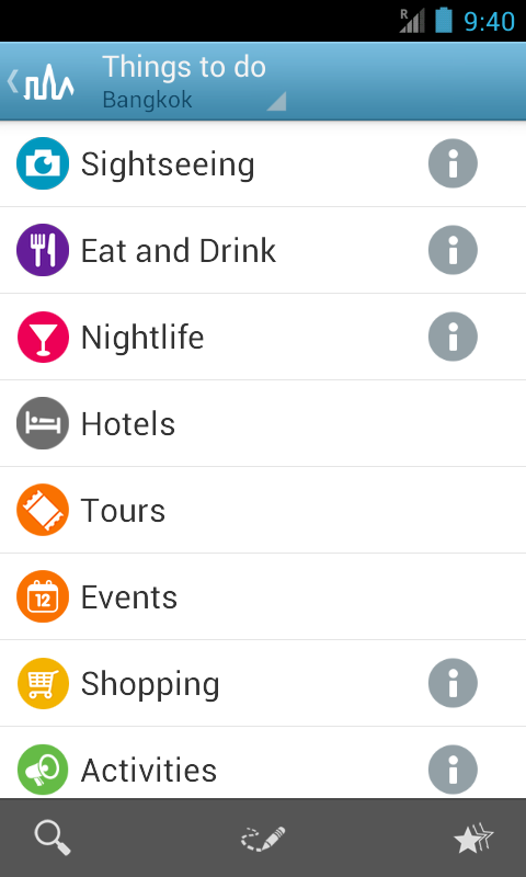 Bangkok Travel Guide Triposo- screenshot