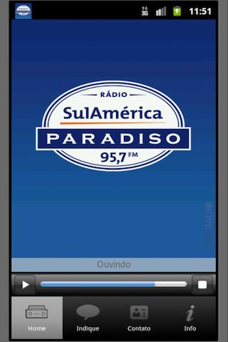 Sulamerica Paradiso - screenshot
