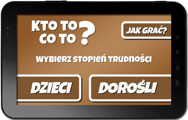Kto to? Co to? (Free)- screenshot
