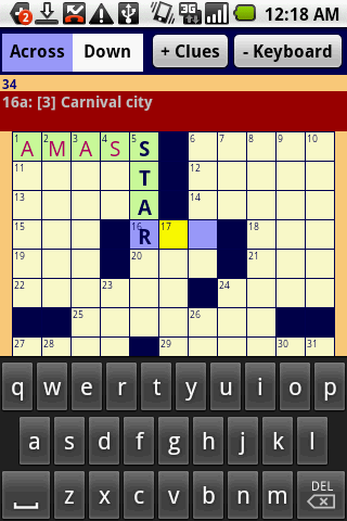 EZ-30! Crosswords 08 - screenshot
