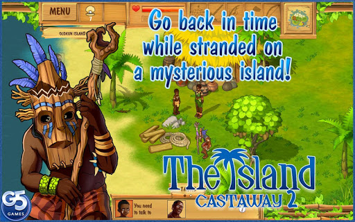 The Island: Castaway Game Free - PC Games