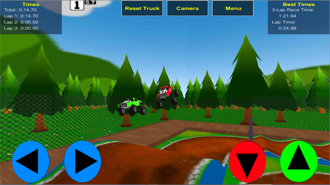 Toy Truck DEMO - screenshot