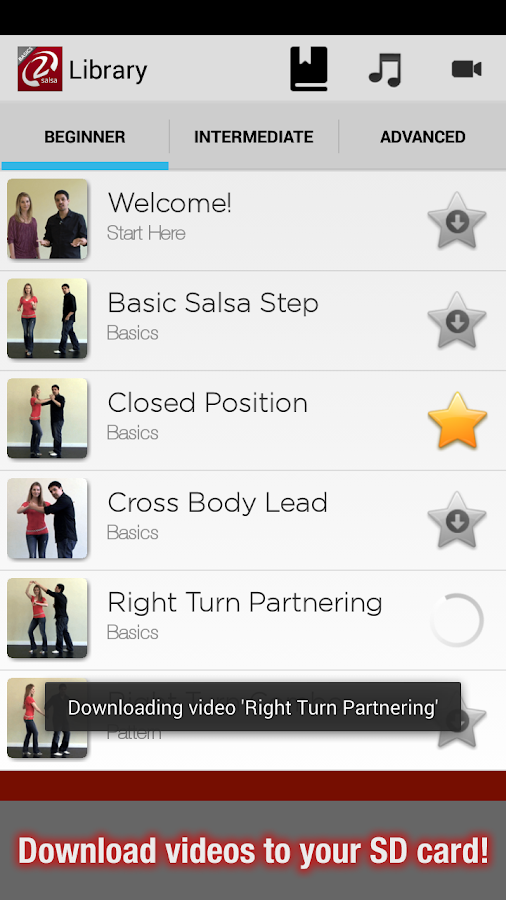 Pocket Salsa Free - screenshot