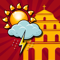 澳門天氣報告 Macau Weather logo