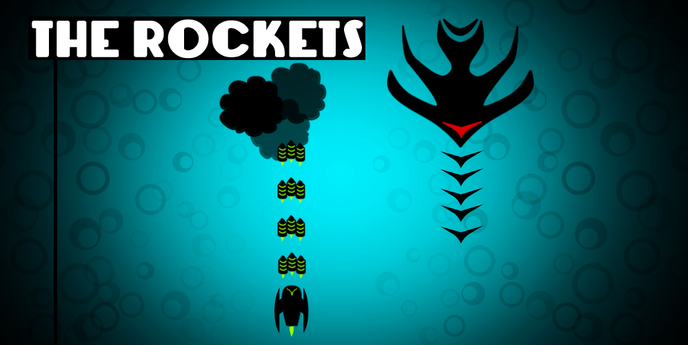 The Rockets - screenshot