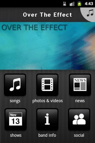 Over The Effect - screenshot