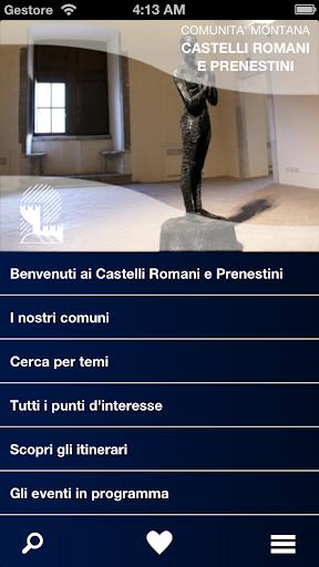 【免費旅遊App】Castelli Romani-APP點子