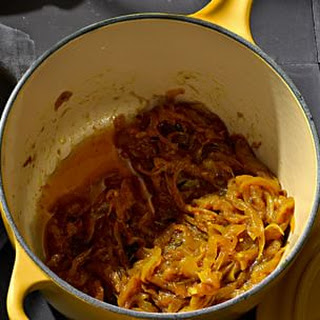 Spiced Caramelized Onions