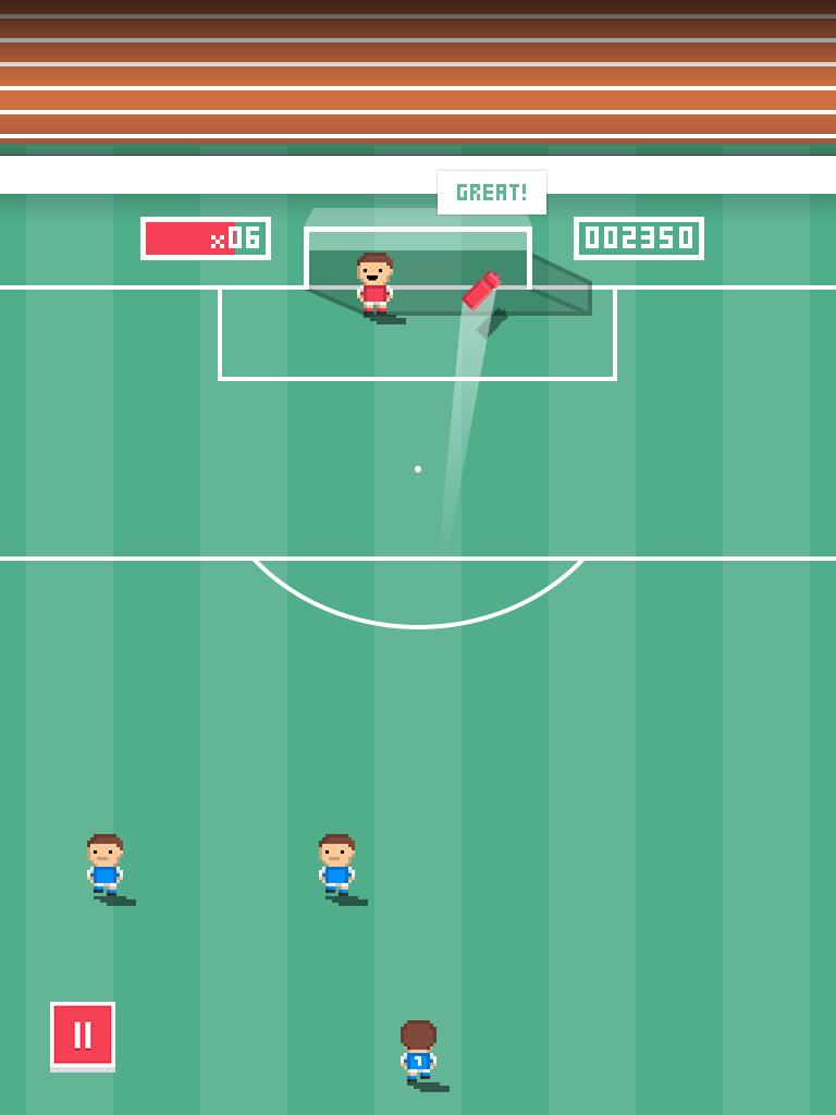 Tiny Goalie screenshot #4