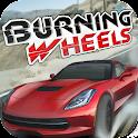 Burning Wheels 3D Racing icon
