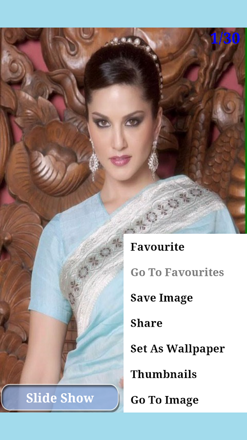 Sunny Leone Album - screenshot