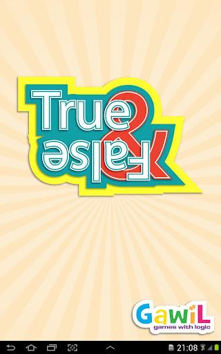 True False free